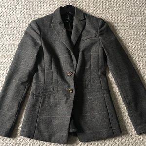 Forever 21 XXI tweed blazer
